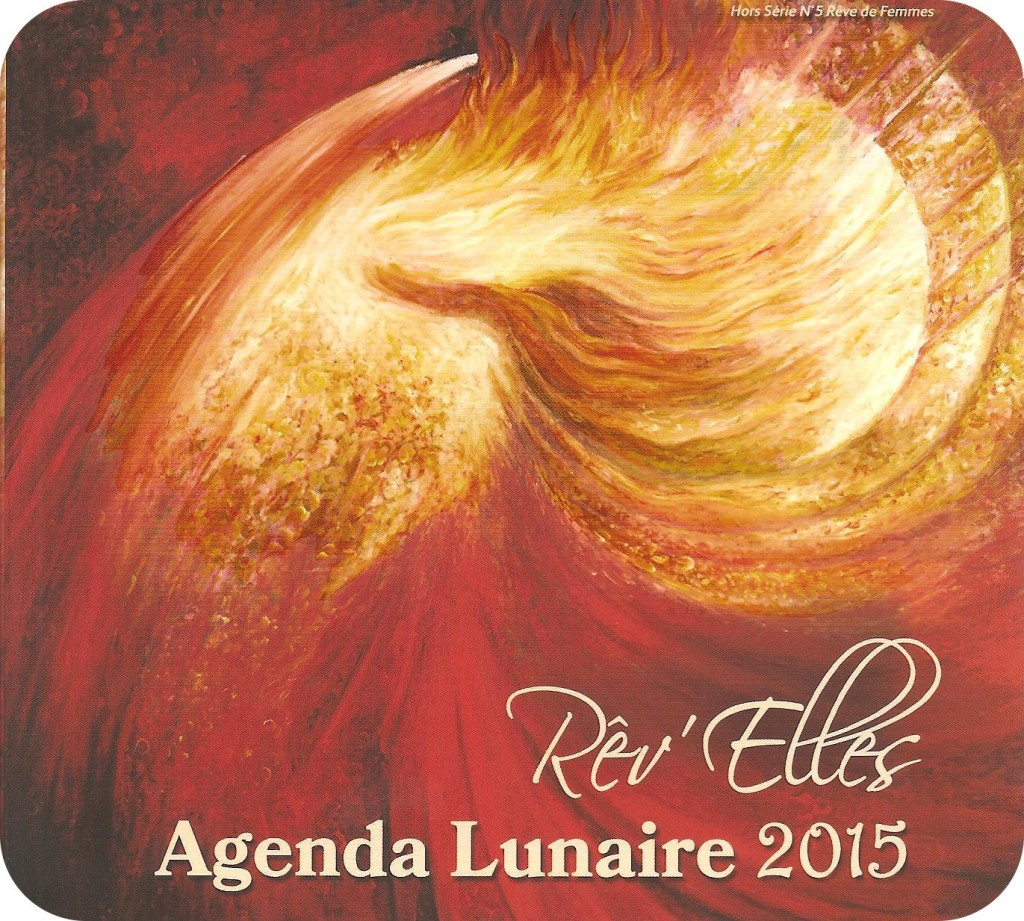 agenda Rêv'Elles 2015