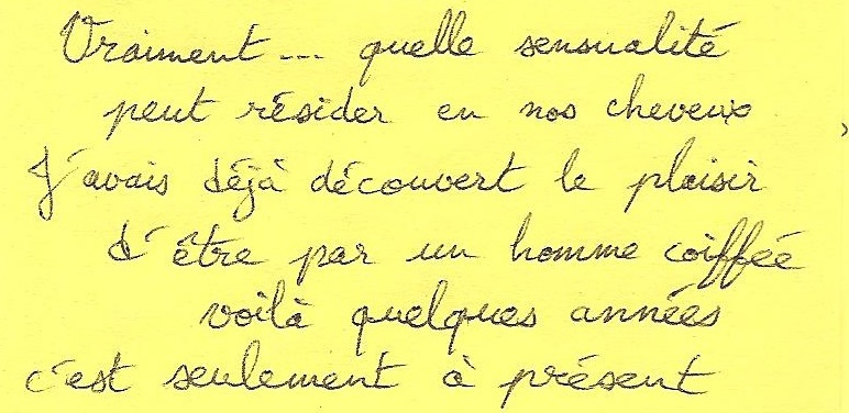 billets d'amour- 2 -
