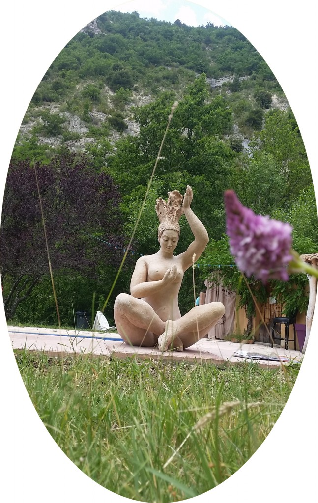 sculpture Véronique Viala - 2015